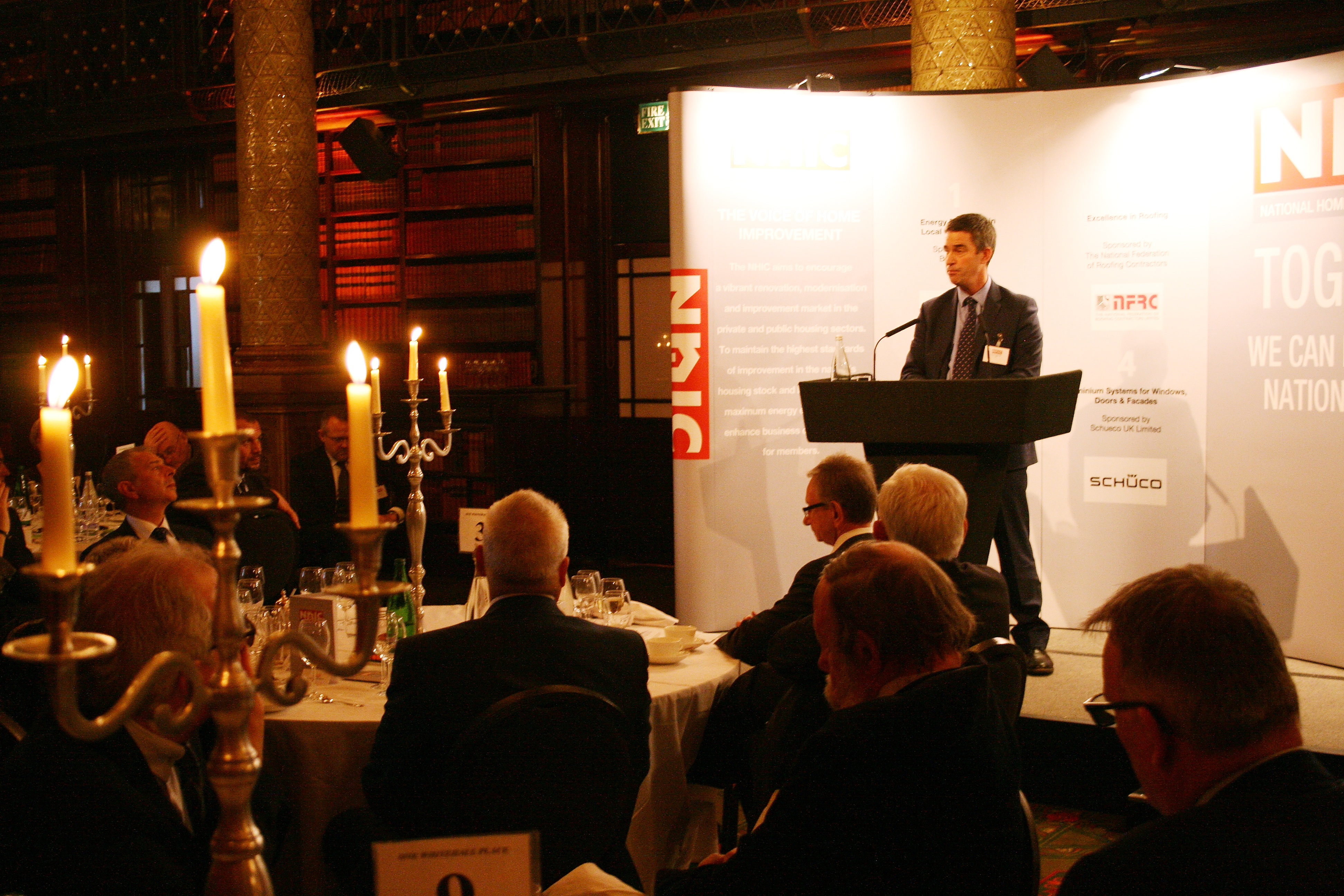 Guest Speaker - Peter Bonfield OBE, Chief Executive at BRE